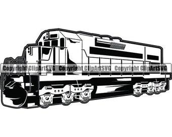 Commuter rail | Etsy