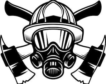 firefighter logo etsy rh etsy com firefighter logo stl file inventor firefighter logo sunglasses