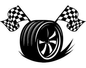 race car svg etsy Alvin and the Chipmunks Birthday Signs racing logo 8 racecar equipment auto mechanic repair shop part car truck nascar indy race speed svg eps vector cricut cut cutting