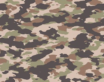 020f068831 Woodland Camo  3 Army Camouflage Seamless Pattern Military War Veteran  Soldier Troops POW Armed Service .SVG .JPG Clipart Vector Clip Art
