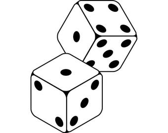 game dice clipart etsy rh etsy com dice clipart for download dice clipart 1