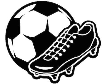 Soccer Goal Svg Etsy