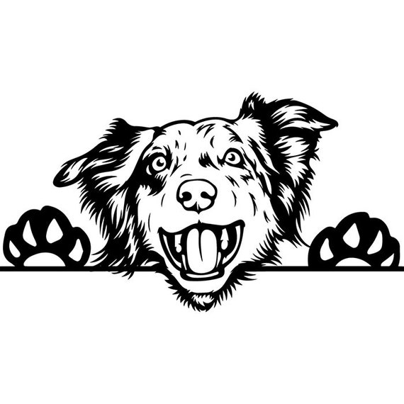 Clipart Of A Dog