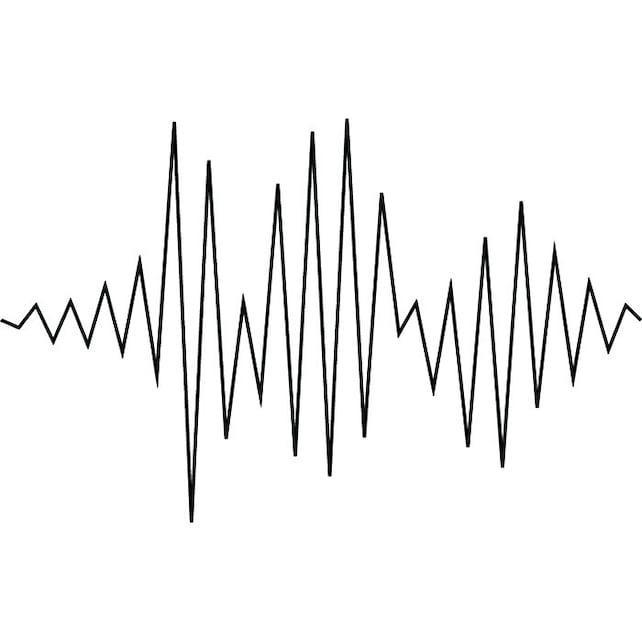 Sound Wave 2 Audio Vibration Music Technology Waveform