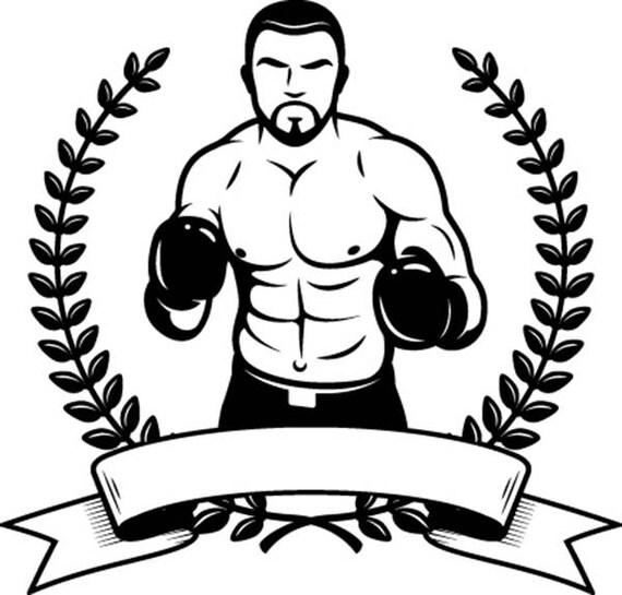 Fighting Boxing Logo