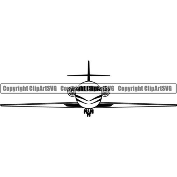Airplane Logo Travel Aircraft Plane Flight Air Transport Fly Etsy