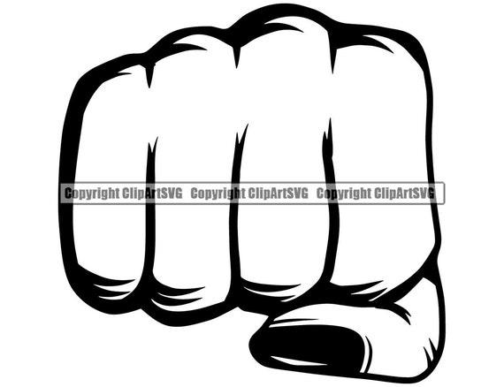 Woman Fist Power Hand Holding Hold Grip Object Break Hit Smash Etsy