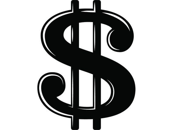 Download Money 6 Dollar Sign Cash Bag Sack 100 Bills Bank Success ...