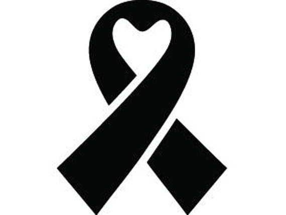 Ribbon Support #1 Heart Love Causes Charity Benefit Aids Breast Cancer  Autism Awareness Logo SVG  EPS  PNG Clipart Vector Cricut Cut Cutting
