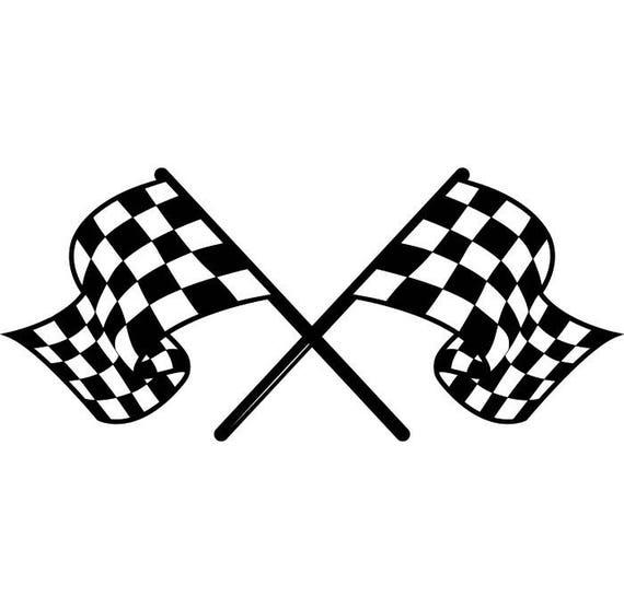 Banderas a cuadros 1 Superbike moto coche carro Indy carrera   Etsy
