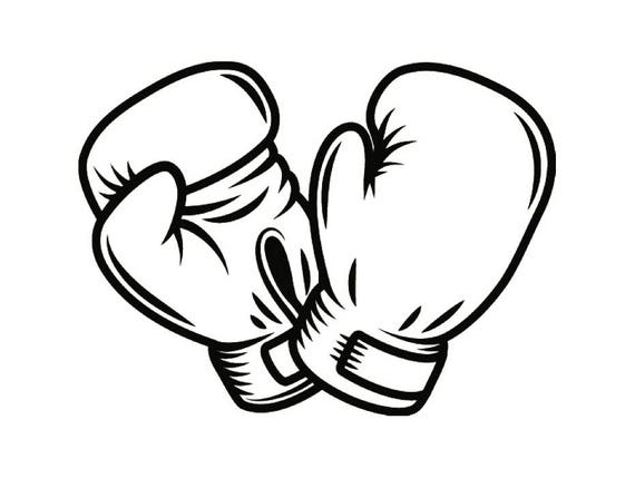 Boxing Gloves 15 Fight Fighting Mma Mixed Martial Arts Boxer Etsy