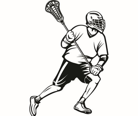 lacrosse player 1 helmet stick equipment field sports game etsy Aztec Patolli Board Game image