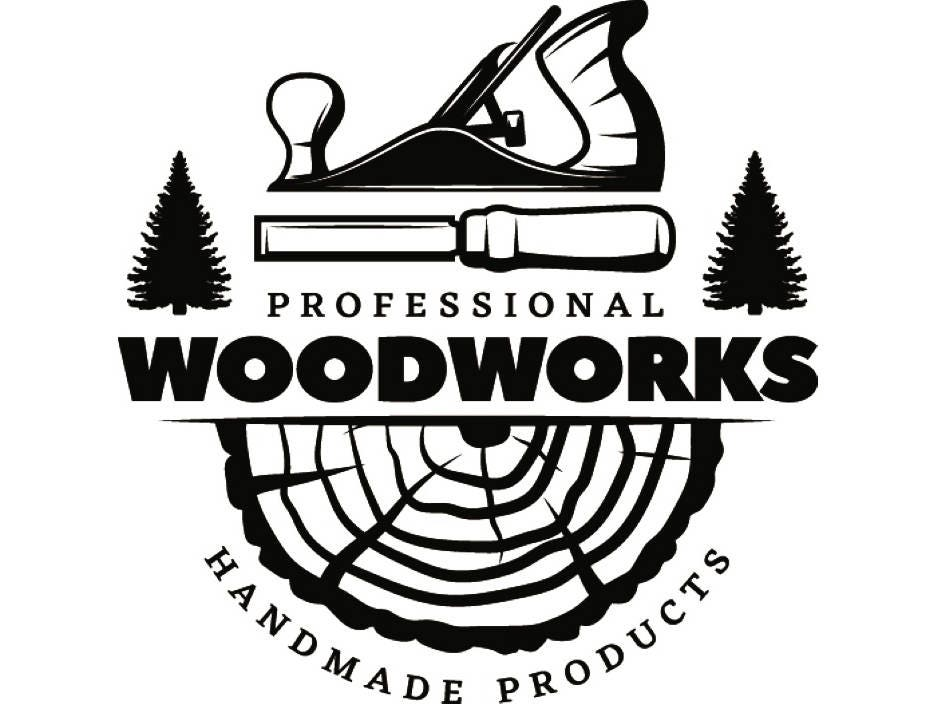 Woodworking Logo 5 Plane Carpenter Tool Build Occupation ...