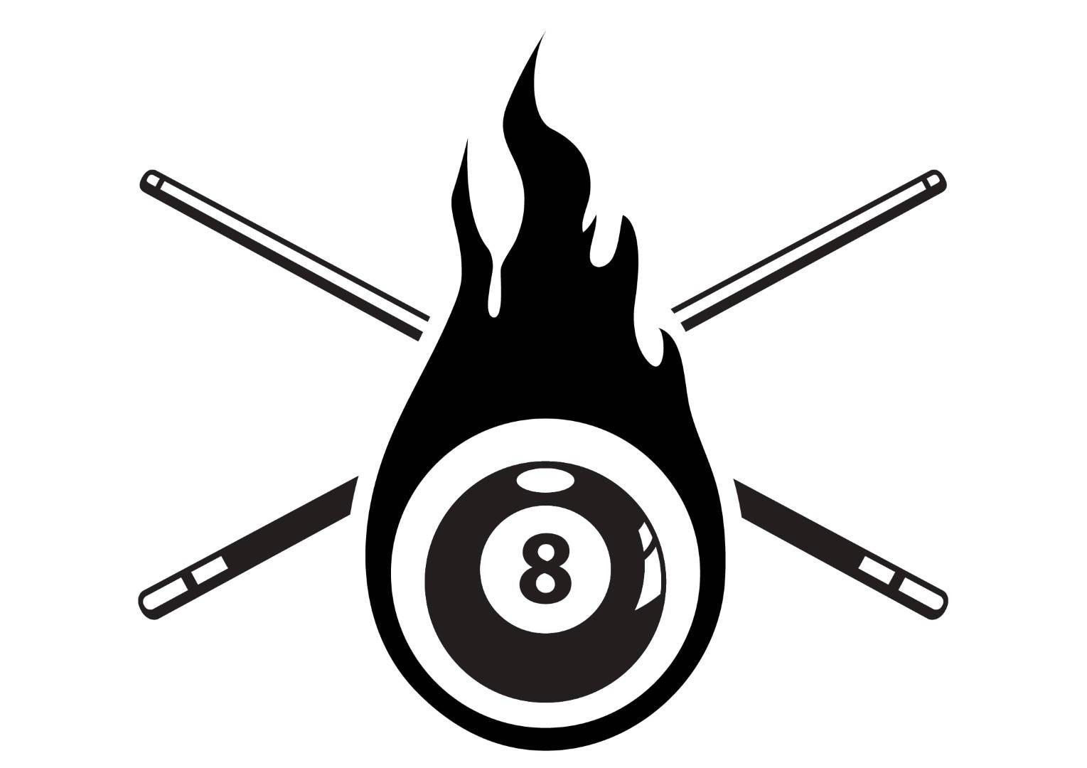 Billiard team logo template   Premium Vector   Billiards Logo