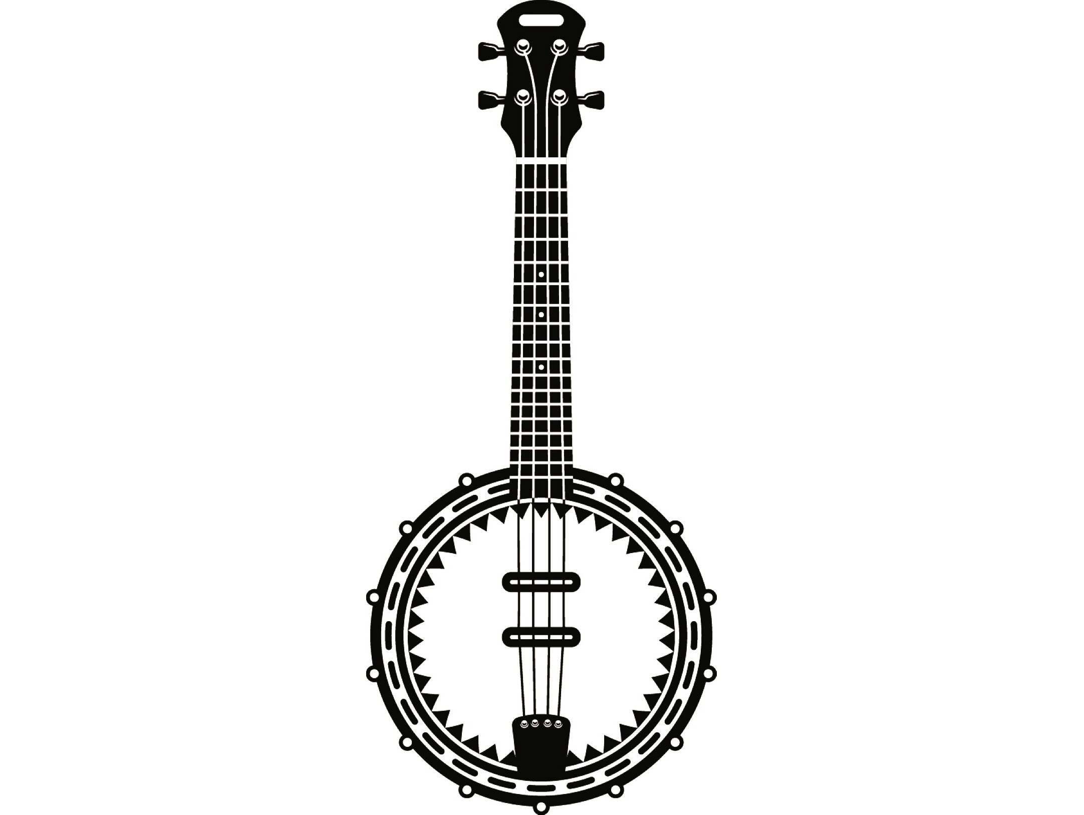 Banjo 1 Musical Instrument Strings Rock Music Guitar ...