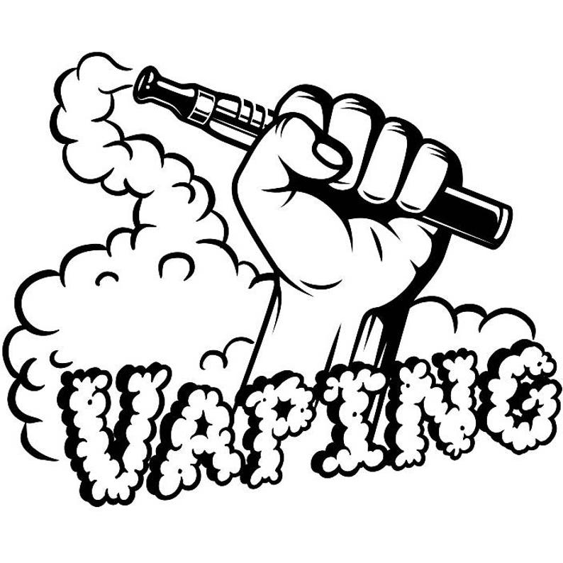vaporizer logo 14 vape vapor crossed smoking smoke shop smoker cloud