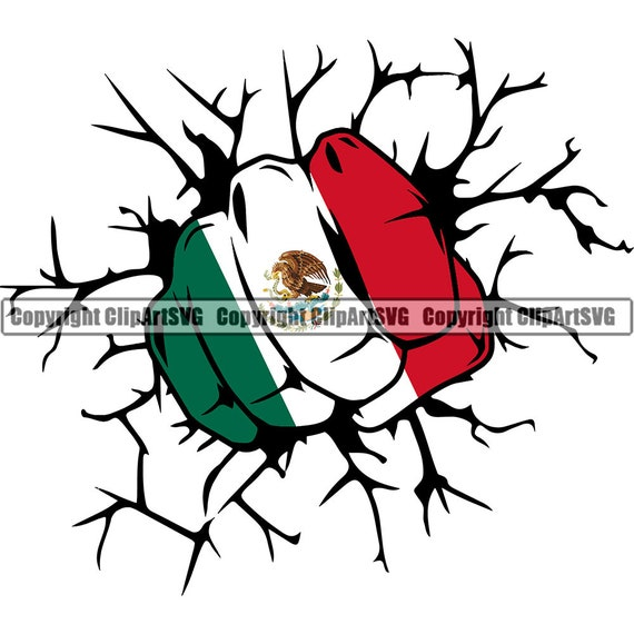 Mexico New T-Shirt Country Mexican Flag Top City Map