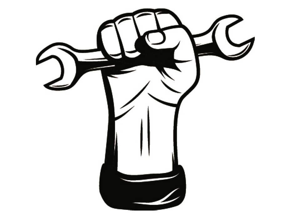 Hand Wrench 1 Tool Toolbox Bolt Construction Handyman