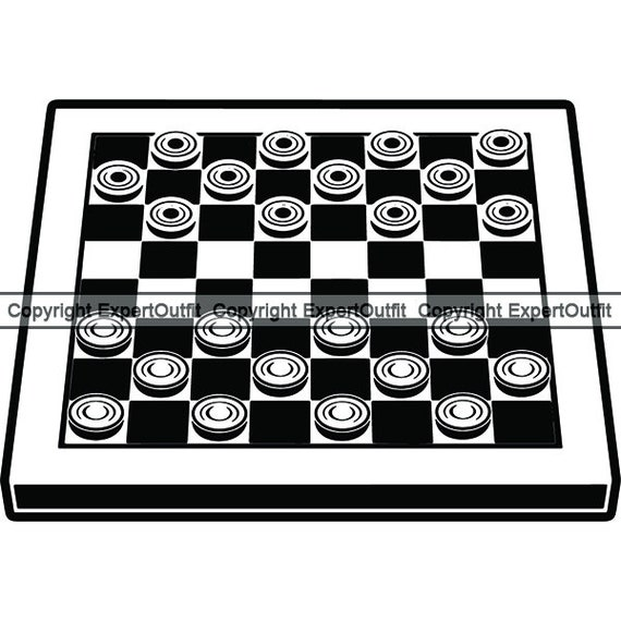 Checkers 6 Board Pieces Setup Checkerboard Sport Competition Etsy,Caffeine Withdrawal Symptoms Reddit