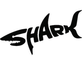 Shark Logo Etsy