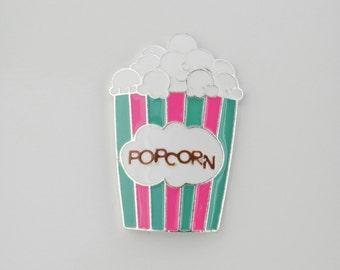 Popcorn Needleminder / Popcorn Bucket Needle Minder