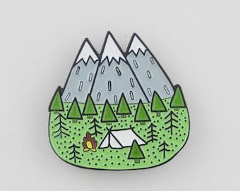 Camping Needleminder / Mountain Needle Minder