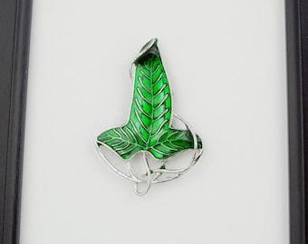 Green Ivy Needleminder / Ivy Needleminder