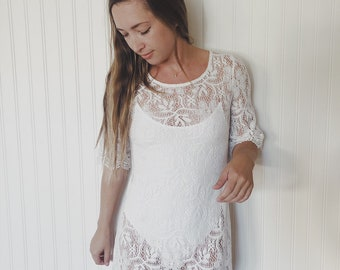 71c27aaf12 Little lace cover up