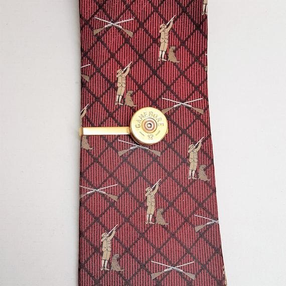 Fagiano Cravatta completo da uomo verde regalo SHOOTING CACCIA COUNTRY regalo Clay Pigeon
