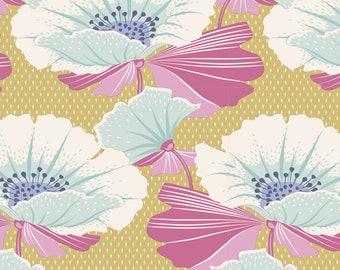Tilda Maple Farms Gwendelyn Dijon Cotton Fabric - Tilda - 100278 - sold by the yard