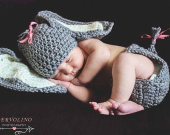 Newborn Elephant Hat