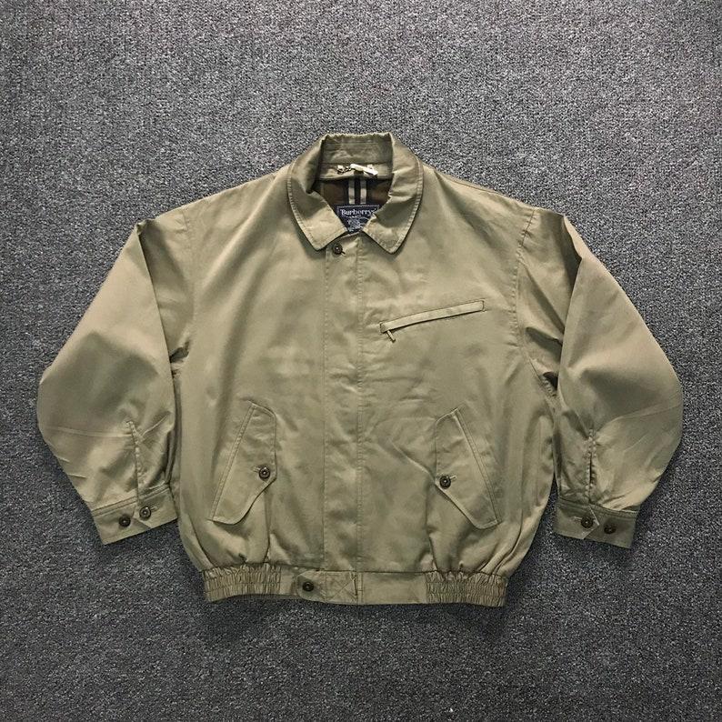 06e3e06ec1deaa Vintage Burberrys Harrington Jacket   Nova check lining