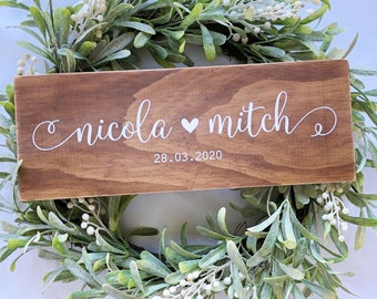 Wedding Gift | Wedding Gift Ideas | Wedding Gifts For Couple | Bridal Shower Gift | Bride And Groom Gift | Bride Gift | Made In Australia
