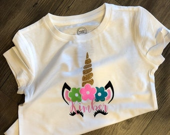 Unicorn - kids shirt