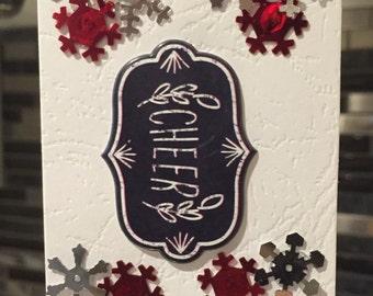 Christmas Cheer Gift Tag