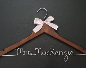 Personalized Hangers Etsy
