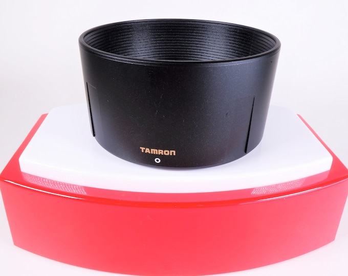 Tamron Lens Hood / Lens Shade 2B4FH - Made for Tamron 70-300mm Zoom Lens - Looks Unused