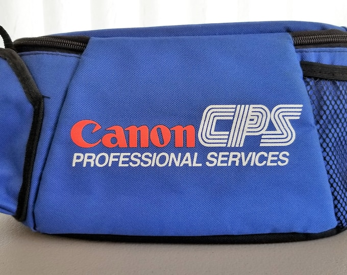 Canon Professional Services Camera Bag, Fanny Pack - Perfect for SLR, Lenses, DSLR - Photo Gear Bag
