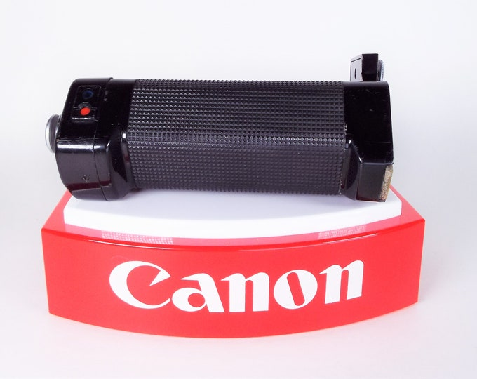 Vintage Canon Motor Drive MF Battery Grip - Sold for Parts, Repair or Display