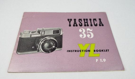 Yashica nicca mm yl entfernungsmesser kamera eigentümer etsy
