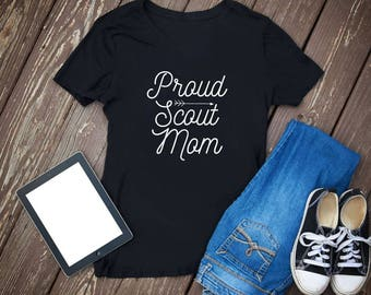 Scout mom, proud mom, mom, proud scout mom
