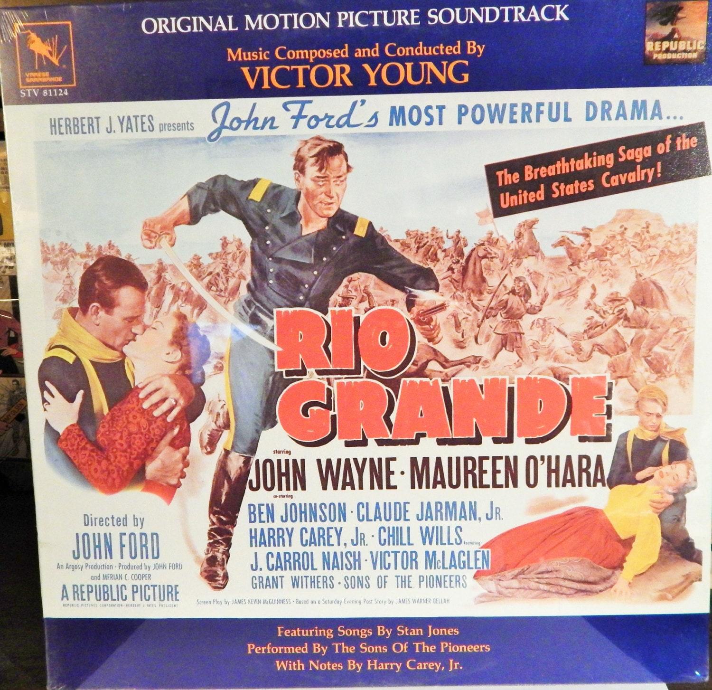 rio grande 1950 soundtrack