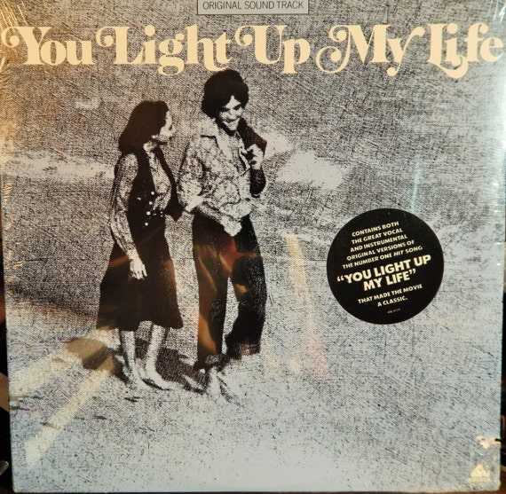 YOU Light Up My Life 12 Vinyl Lp MINT Original