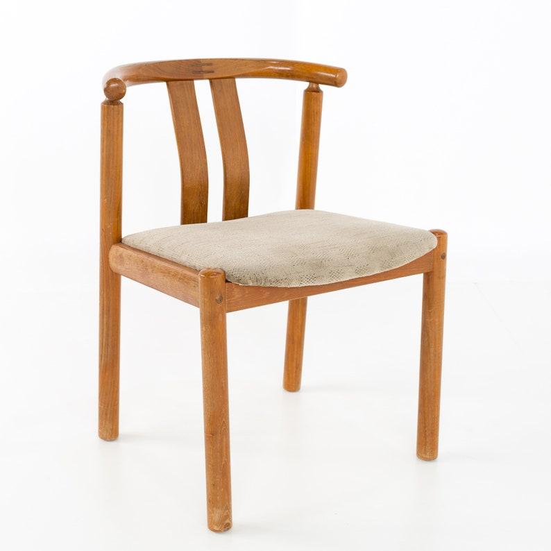 Remarkable Boltinge Stolefabrik Mid Century Danish Teak Dining Or Desk Chair Mcm Squirreltailoven Fun Painted Chair Ideas Images Squirreltailovenorg