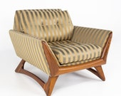 Adrian Pearsall for Craft Associates Mid Century Lounge Chair - mcm