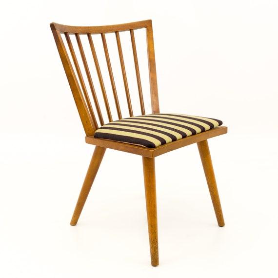 Fine Leslie Diamond For Conant Ball Mid Century Modern Windsor Dining Or Desk Chair Mcm Forskolin Free Trial Chair Design Images Forskolin Free Trialorg