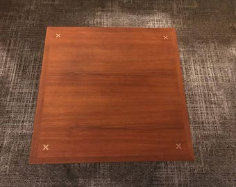 American of Martinsville Square Coffee Table
