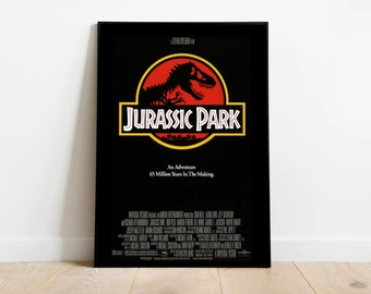 Jurassic Park Poster Etsy