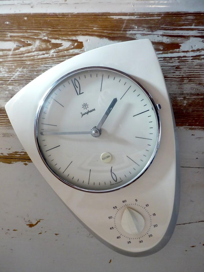 Awesome Junghans Electora Wall Clock Keramik Kitchen Wall Clock Horloge Download Free Architecture Designs Rallybritishbridgeorg