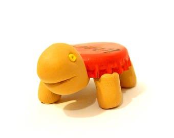 Mini Kühlschrank Für Schildkröten : Flasche bier kappe mini schildkröte muschel kühlschrank magnet etsy